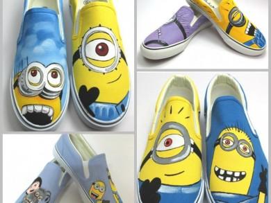 Minion Shoes for Men