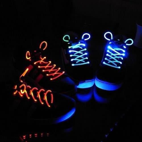 Neon Shoelace