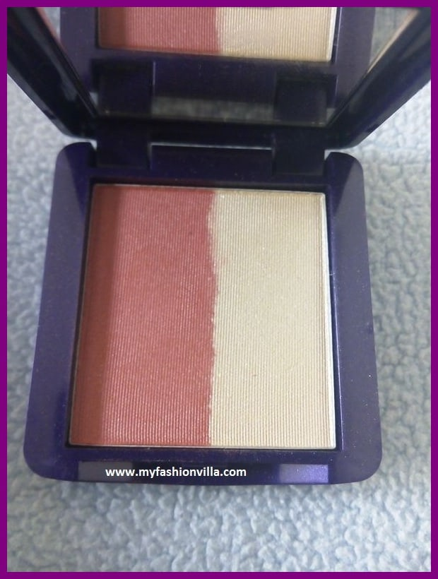 Oriflame The One Luminious Peach Blush Review