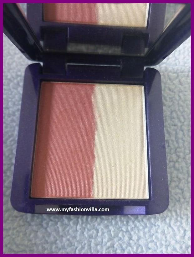 Oriflame The One Luminious Peach Blush Review