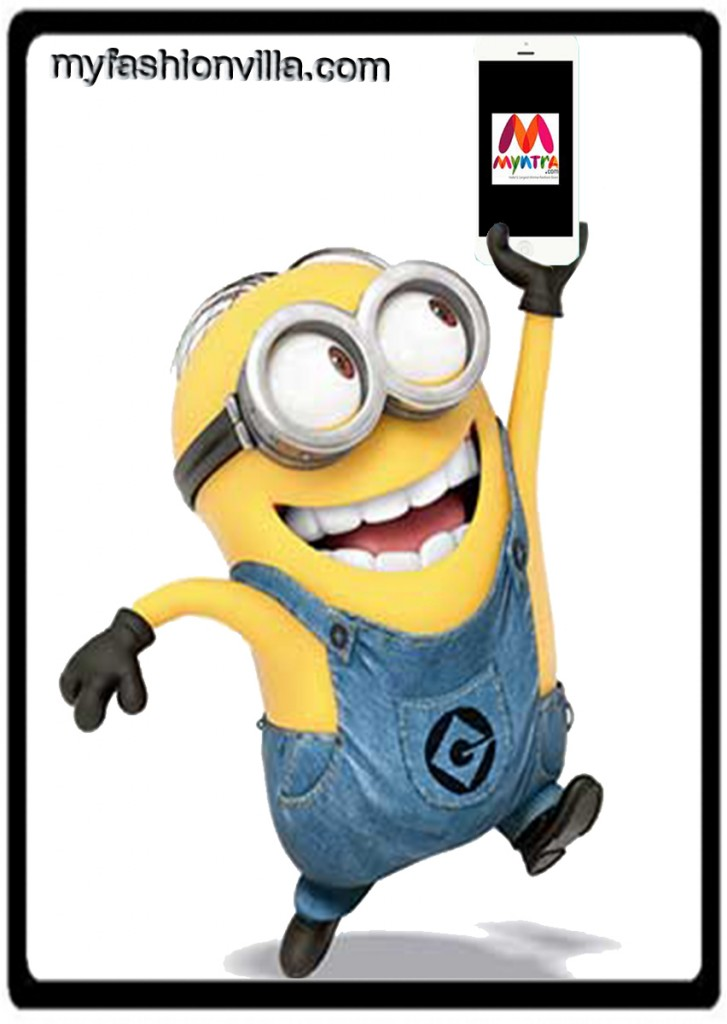 minion with myntra