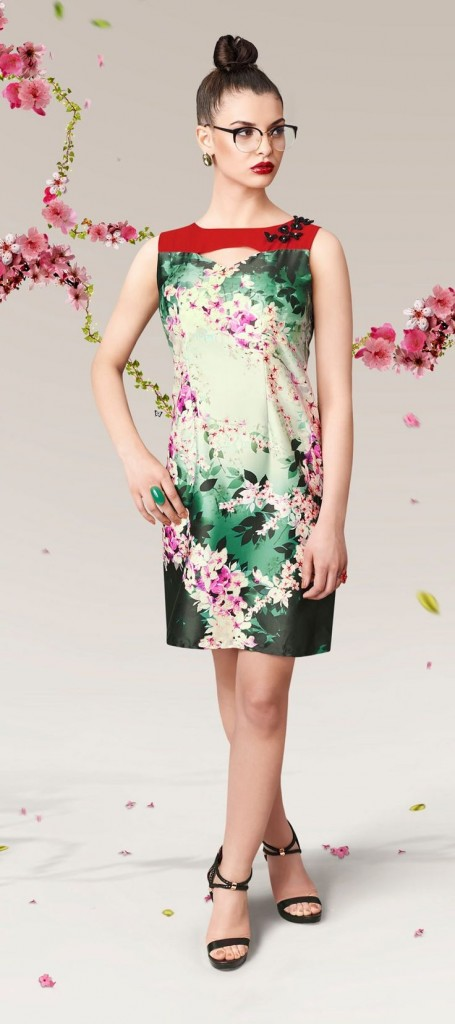 Floral Print Kurti