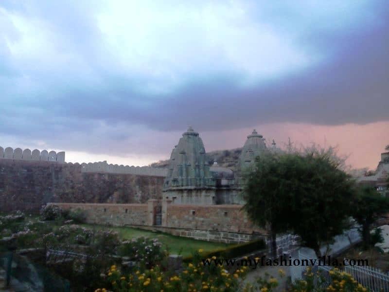 Shiv Temple kumbhalgarh