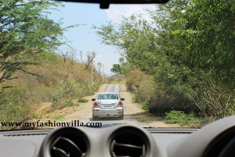 on the way to kumbhalgarh