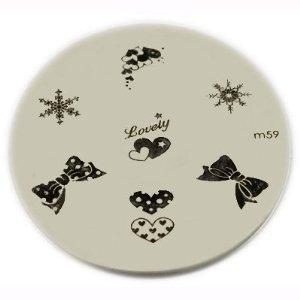 Konad Stamping M59 Plate