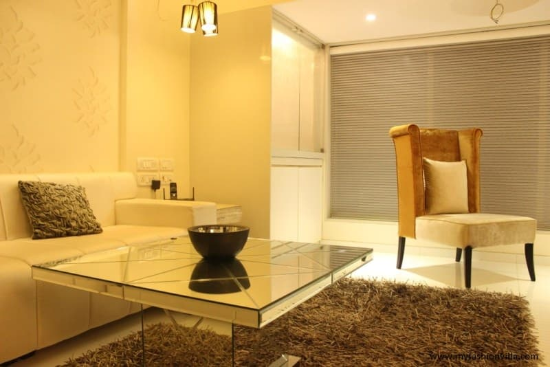 Charvi Mehta did Home Interior