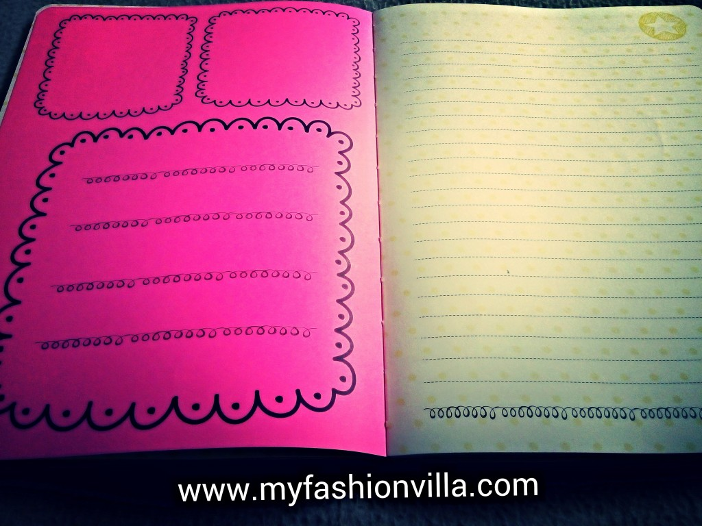 Doodle Collection Diaries And Planners Review Giveaway