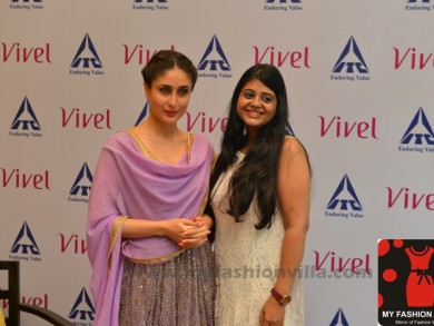 Interview of Kareena Kapoor Khan in Hyatt Ahmedabad