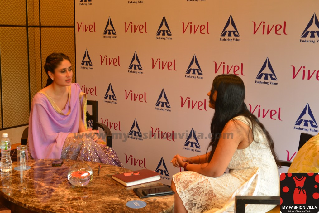 Kareena Kapoor Khan Interview