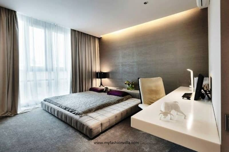 Stunning Bedroom Designed by Charvi Mehta