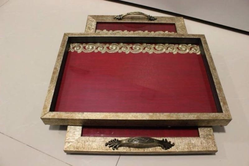 Serving Tray by Charvi Mehta