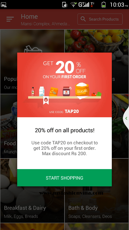 PepperTap App Review