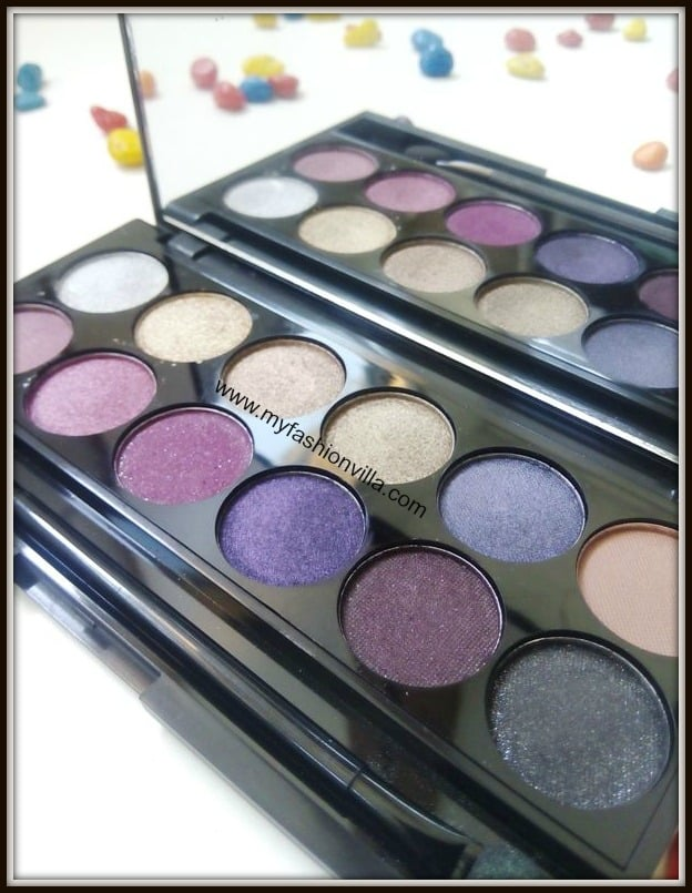 Sleek IDivine Eyeshadow Palette In Vintage Romance