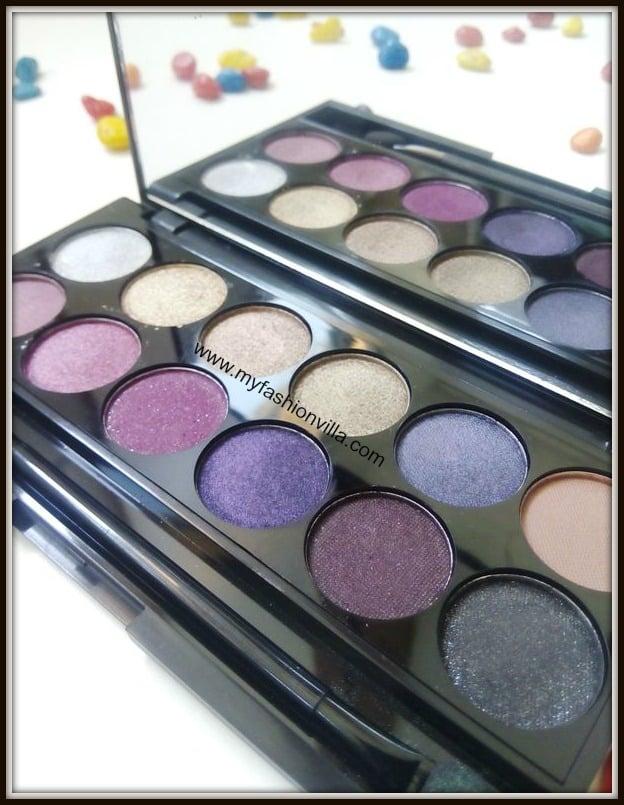 Sleek IDivine Eyeshadow Palette In Vintage Romance