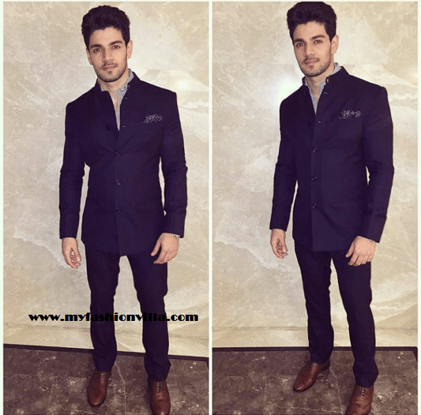 Suraj Pancholi in Raghavendra Rathore at Masaba Wedding