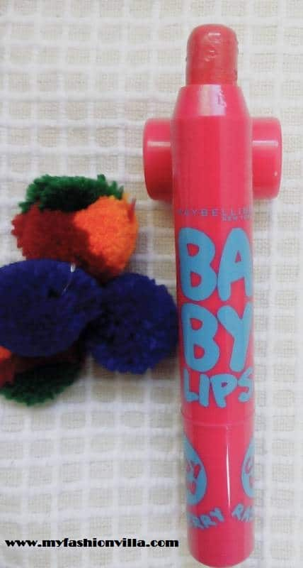 Maybelline Baby Lips Candy Wow India