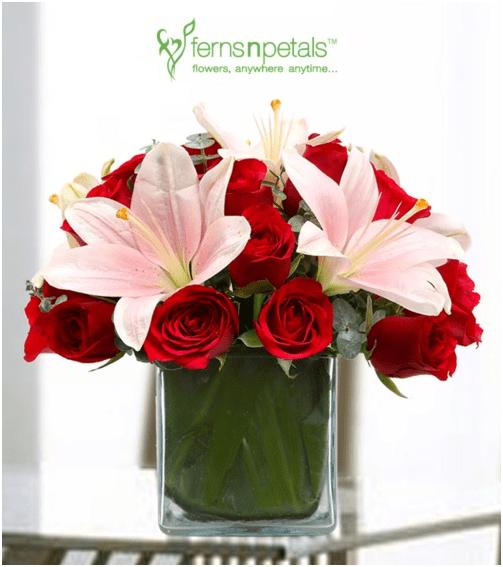 Vibrant Flowers, Image Source Ferns N Petals
