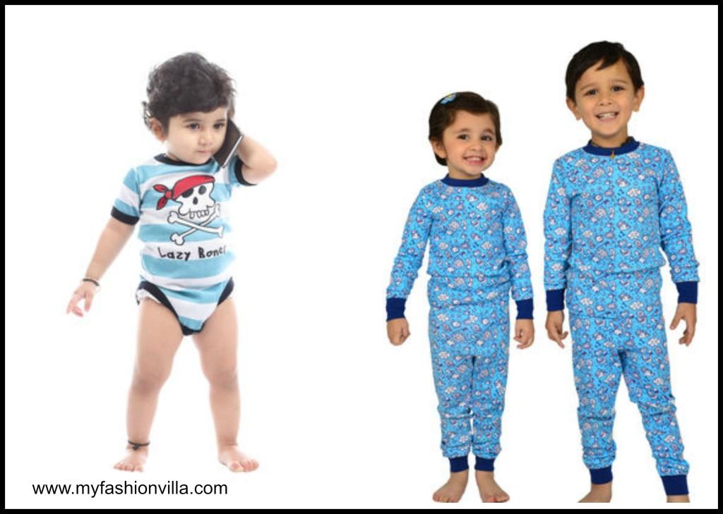 Kids Loungewear Quirky