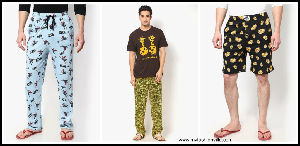 Quirky and Fashionable Loungewear for Men