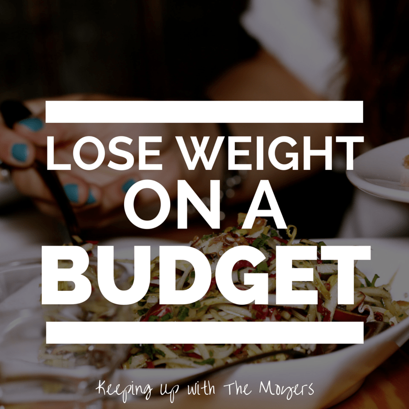 lose weight on a budget