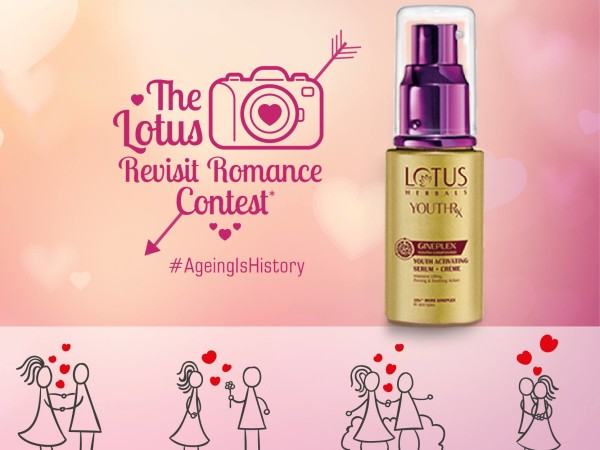 The Lotus Herbals Revisit Romance Contest