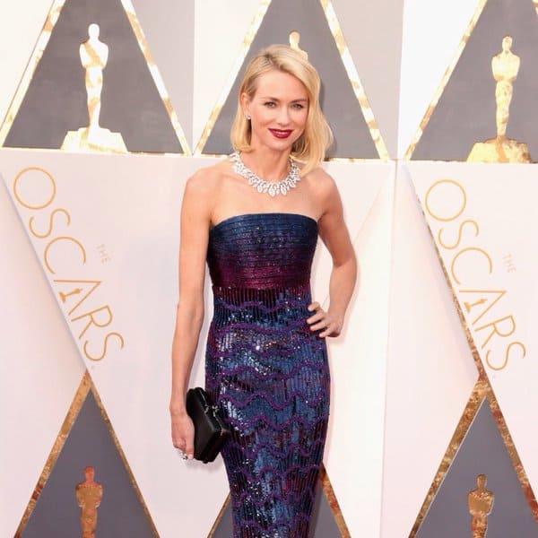 Naomi Watts at Oscars 2016