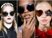 Irregular Shape Glasses - Eyewear Trends 2016