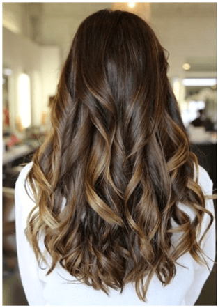 Catch your curls to make them last longer