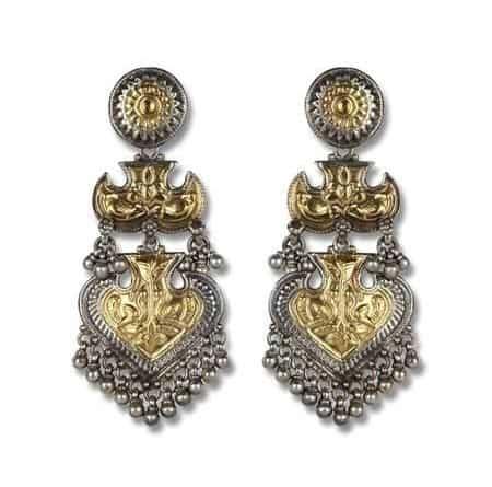 Silver Tribal Jewellery