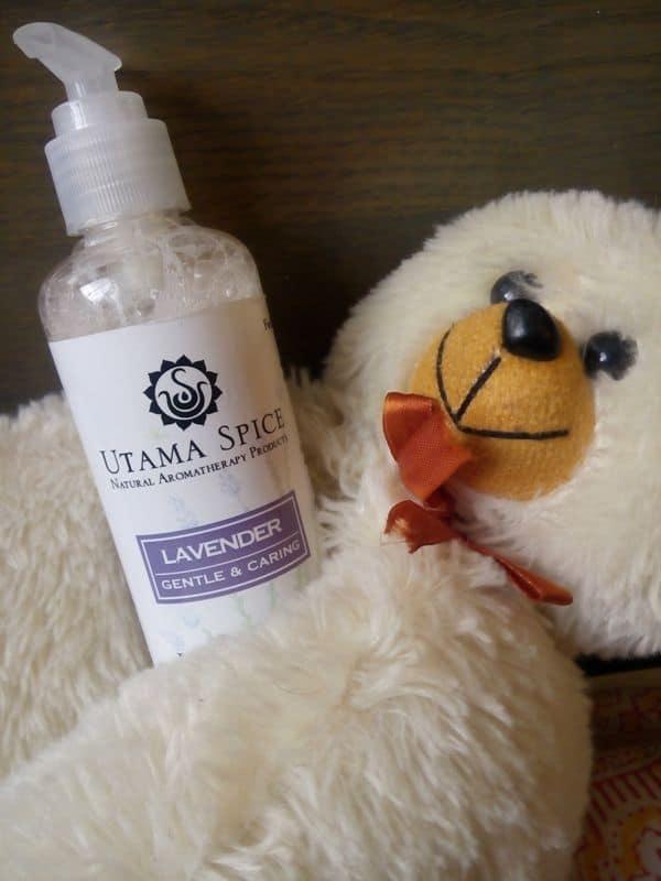 Utama Spice Bali Lavender Liquid Soap Review