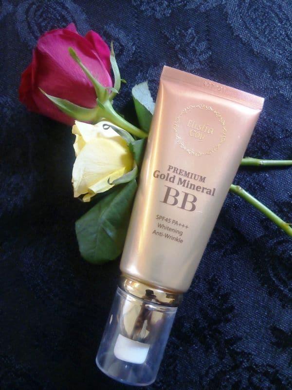 Elisha Coy Premium Gold Mineral BB Cream SPF45 PA+++