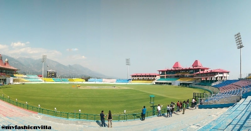 Himachal Pradesh Cricket Ground