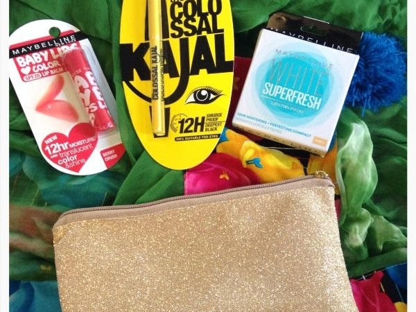 Maybelline Summer Essentials Kit Review