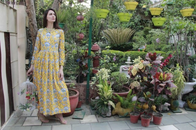 Interview: Fashion Designer Natasha Sehgal Dublish talks about Her Journey and Label Orchids Sutraa