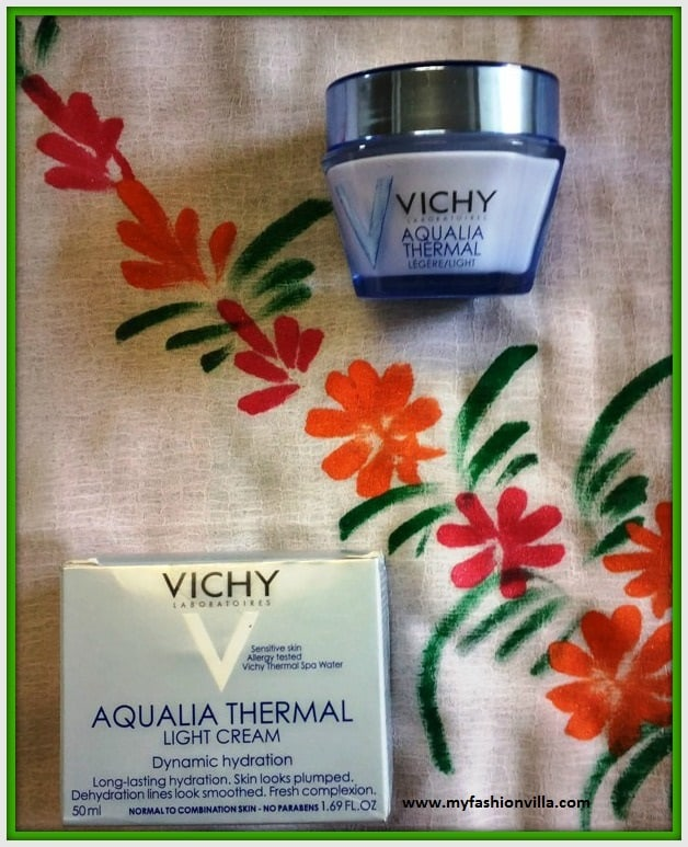 Vichy Aqualia Thermal Dynamic Hydration Lightcream