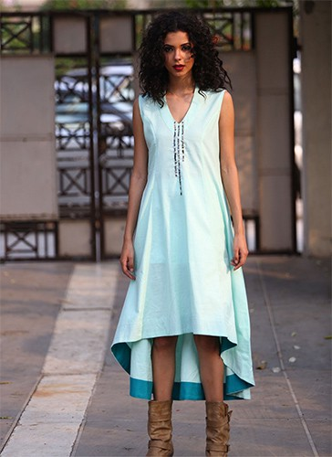 Something Is There - Asymmetric Kurti