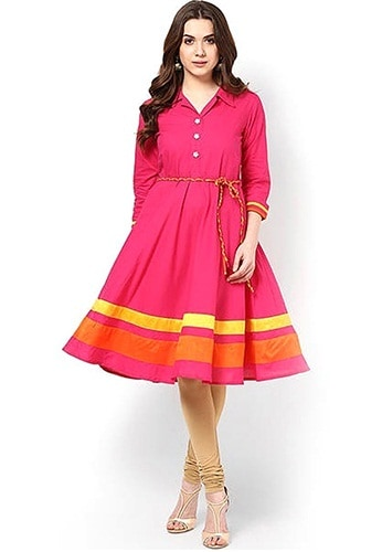 Girly Side - Frock Style Kurti