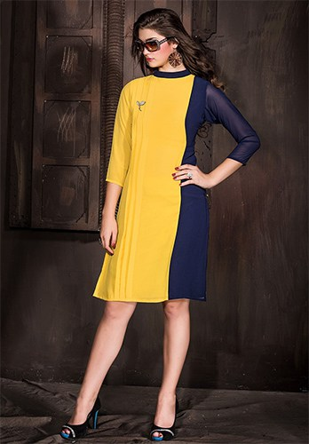It's Different - Indo Western Kurti
