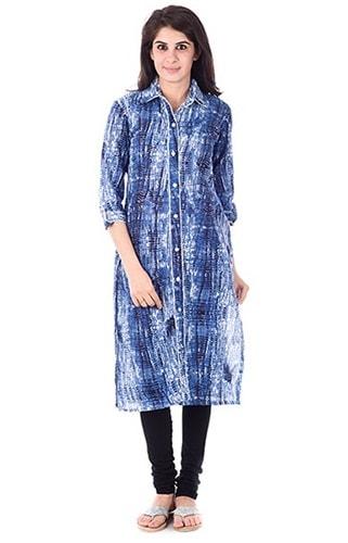 Bold Ethnic - Shirt Kurti