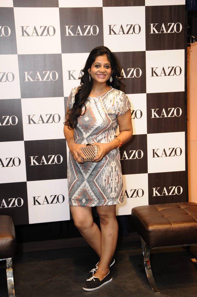Kazo Ahmedabad Launch - Hetal Shah MyFashionVilla