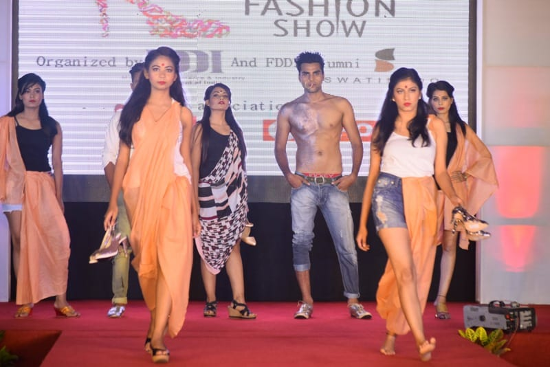 Footwear Fashion Show By FDDI And Swatimodo