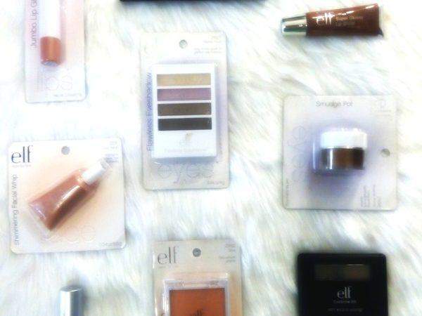 e.l.f. cosmetics beauty haul