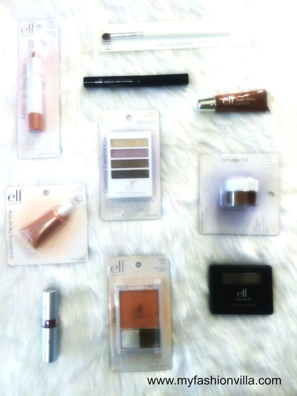 e.l.f. cosmetics beauty haul