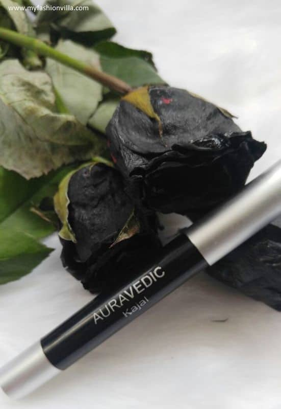 Auravedic Kajal: Natural Deep Black Auravedic Kajal Review