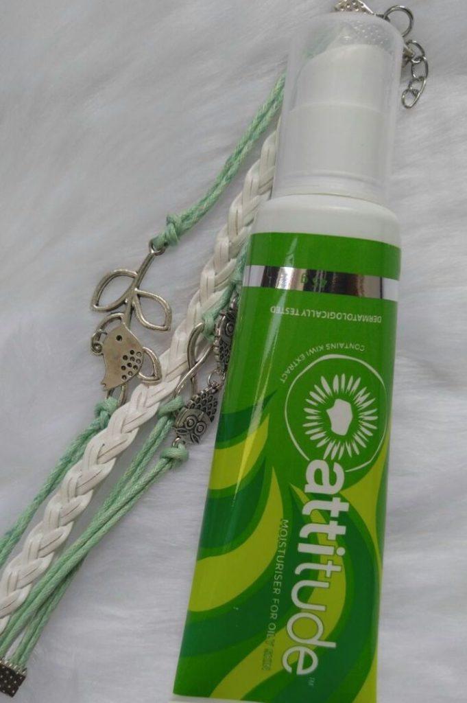 Amway Attitude Moisturiser For Oily Skin Packaging