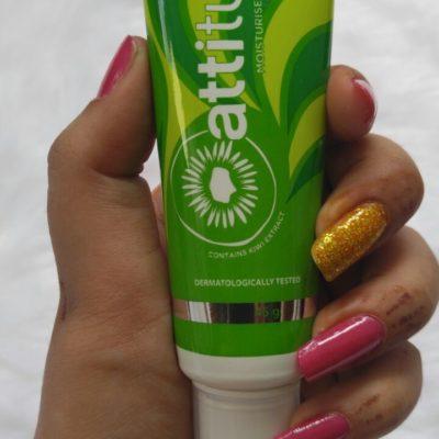 Amway Attitude Moisturiser Review: Attitude Moisturiser for Oily Skin with Kiwi Extracts