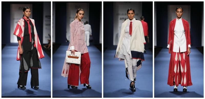 Abraham & Thakore at Amazon India Fashion Week 2017