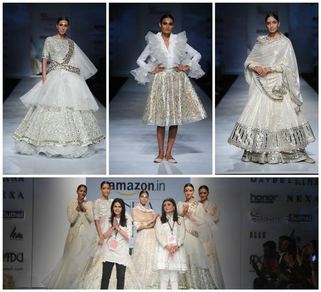 Dabiri at Amazon India Fashion Week AIFW 2017