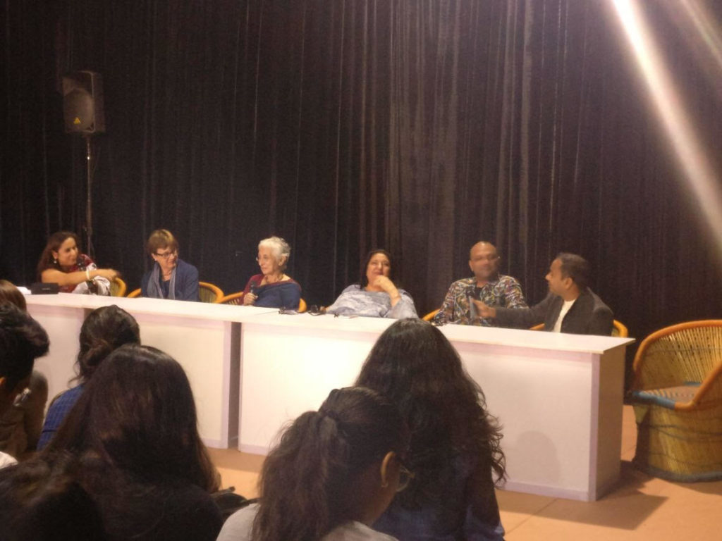 Panel Discussion at AIFWAW'17