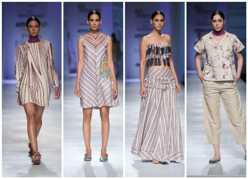 Rina Dhaka at Amazon India Fashion Week 2017